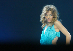 Kylie Minogue by Steele Images