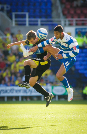Reading v watford by Steele Images