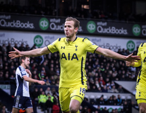 Harry Kane by Steele Images